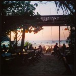 Phi Phi Don — Loh Dalum beach — Cafe «Ciao bella»